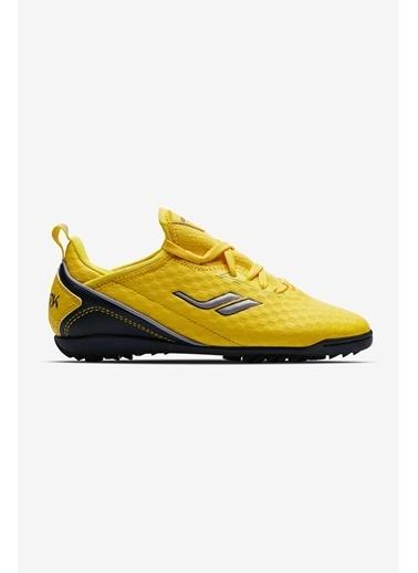Lescon Sarı Çocuk Shark Halı Saha Ayakkabı Sarı